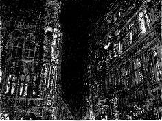 Rob van Doeselaar - Brussels at night