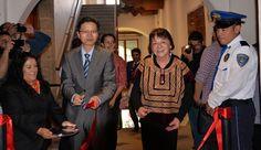 MIRADA DE LOS NIÑOS SOBRE CHINA, EN EL MUSEO NACIONAL DE LAS CULTURAS