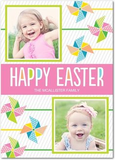 Spinning Splendor - Easter Cards in Heather | Magnolia Press