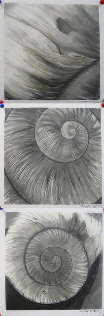 Graphite and Mylar by MichelleM1267, via Flickr