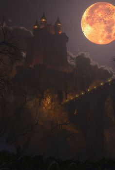 Post with 2560 votes and 128106 views. Tagged with wallpapers, fantasy, wallpaper dump; Shared by Wallpaper Dump: Fantasy Nonsense (Part Fantasy Places, Fantasy World, Dark Fantasy, Fantasy Art, Fantasy Castle, Fantasy Books, Dracula Castle, Tres Belle Photo, Dark Castle