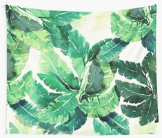 'tropical vibes Canvas Print by franciscomff Tropical Vibes, Tropical Flowers, Thing 1, Canvas Prints, Art Prints, Textile Prints, Summer Vibes, Wall Tapestry, Plant Leaves