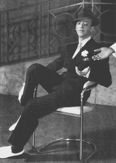 Classic Menswear, thomasdestry: 3/100 - Fred Astaire