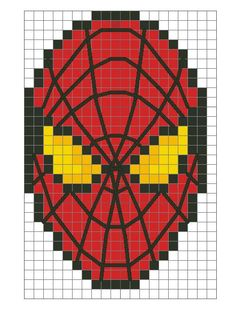 viso spiderman 30 punti
