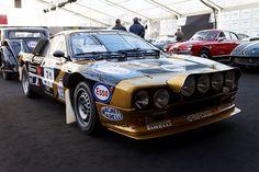Lancia Rally 037 Group B EVO 2 - 1985