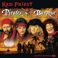 Pirates Of The Baroque - Musik Book Suggestions, Priest, Baroque, Pirates, Musicals, Songs, Movie Posters, Products, Music