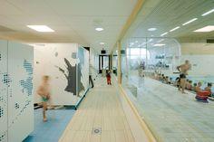 Gallery - 'De Heuvelrand' Voorthuizen Swimming Pool / Slangen+Koenis Architecten - 7