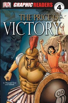 This is one of the titles of books for children that you can read for free from We Give Books.Org called The Price of Victory.