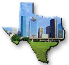 Houston, TX (the city where I got married, since Jason was temporarily working there at the time)