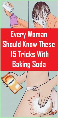 Secret Health Remedies Every Woman Should Know These 15 Tricks With Baking Soda Matcha Benefits, Health Benefits, Health Tips, Health Care, Baking Soda Shampoo, Baking Soda Uses, Healthy Soda, Healthy Drinks, Healthy Eating