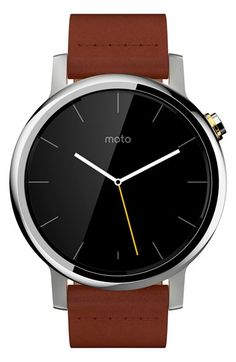 Motorola 'Moto 360 2nd Gen' Smart Watch, 42mm available at #Nordstrom