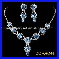 blue diamond jewlery - To bad Christmas gifts are already purchased ;-)