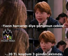 Hogwarts'dan Treniyle Gelmiş 26 Komik Harry Potter Caps'i Harry Potter Cast, Harry Potter Quotes, Harry Potter Hogwarts, Harry Potter World, Sad Pictures, Funny Photos, Hery Potter, Comedy Zone, Funny Share