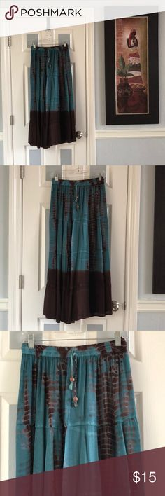 🔴5 for $25🔴 Good condition! Skirts Maxi