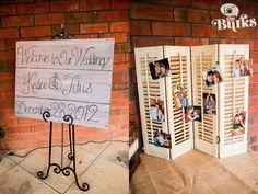 wedding ideas #rustic