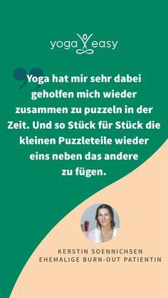 Yoga Meditation, Yoga Kunst, Yoga Online, Easy Yoga, Yoga Video, Burn Out, Fett, Pilates, Chakra