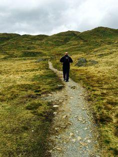 Walking Wansfell Pike
