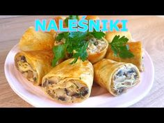 Polish Recipes, Polish Food, Spanakopita, Good Food, Food And Drink, Cooking Recipes, Chicken, Meat, Ethnic Recipes