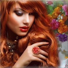 MEN always fantasice beautiful women.A beautiful woman, just like any other woman, also loves challenges. ITS very hard to win hearts of beautiful women but to keep them as your … Salon Wallpaper, Girl Wallpaper, Images Gif, Curly Weaves, Cool Hair Color, Hair Colour, Stylish Girl, Stylish Men, Girl Photography