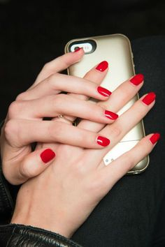 The nail polish trick that dries your nails in a flash