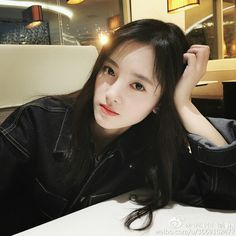 Ju Jingyi(1994.6.18) is a member of Chinese idol girl group SNH48. beauty/style/lovely girl