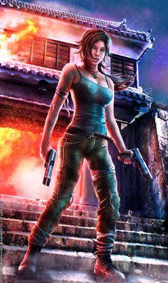 #tombraider #tombraider #raider #tomb #laracroft #croft #lara #ladycroft #lady #adventure #reborn #action #fanart