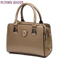 FLYING BIRDS ! 2014 nuevos llegan las mujeres bolsos de cuero de las mujeres elegantes bolsas bolso de la manera bolso de mano LS3622