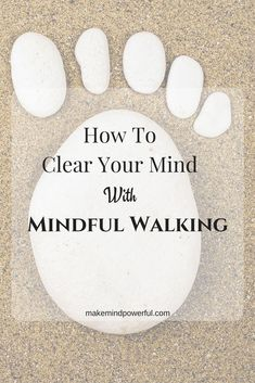 Unlike the more popular form of sitting mindfulness meditation, the walking meditation has received less publicity. But it is the easier form of mindfulness meditation to learn for beginners Walking Meditation, Meditation Rooms, Meditation Music, Guided Meditation, Mindfullness Meditation, Mindfulness Techniques, Motivational Images, Clear Your Mind, Sacred Symbols
