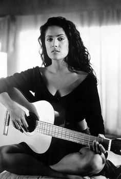 Salma Hayek    *  Desperado  *  From Dusk till Dawn  *  Once Upon a Time in Mexico  *  Dogma  *  The Faculty