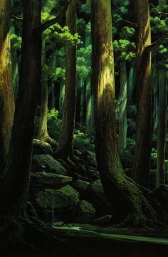 The Art Of Animation, Kazuo Oga - http://www.imdb.com/name/nm0644470...