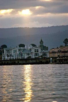 Humboldt Bay, California