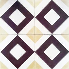 Geométrico Spanish design, ,Hydraulic Authentic Andalusian Tiles for both the floor and wall. MOD-216