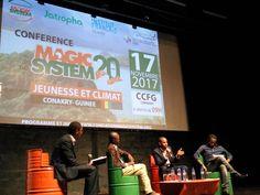 Jeunesse et climat: »chacun doit agir pour une justice climatique» Magic System
