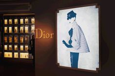 So Dior exhibition at Harrods – A glimpse