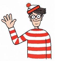 Where's Waldo? No, really, where is he?