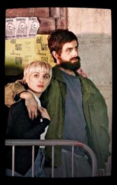 Vicky McClure and Joe Gilgun_LOL & WOODY in This is England '90