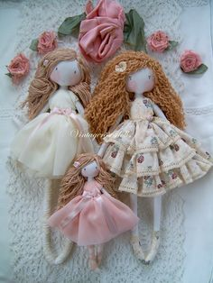 Handmade Dolls Patterns, Doll Patterns, Homemade Dolls, Nifty Crafts, Sewing Dolls, Soft Dolls, Diy Doll, Fabric Dolls, Vintage Dolls