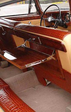 John Fluevog's Jaguar MK 10