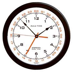 Finger Lights, Pilot Gifts, Clock Movements, Time Clock, Zulu, Office Gifts, Alarm Clock, Aviation, Lens