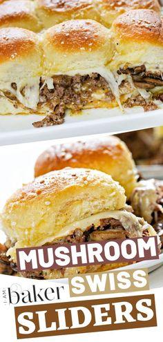 Beef Sliders, Hamburger Sliders, Turkey Burgers, Veggie Burgers, Quesadillas, Ideas Sándwich, Slider Sandwiches, Hawaiian Rolls, Hawaiian Roll Sliders