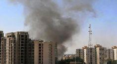 Hoy   es  Noticia: Milicias libias se enfrentan por el control del ae...