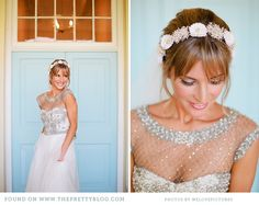 Look what I just came across on Pinterest! Our beautiful friend Lil!! :) *wearing Collette Dinnigan*