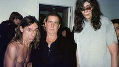 Iggy pop , Danny Fields & Joey
