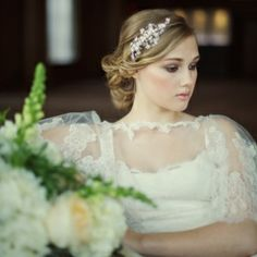 Aye Do Ltd Darcey Wedding Headband Awj