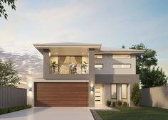 Perfect Modern Two Story House Plans Collection Pool Fresh In Modern ...