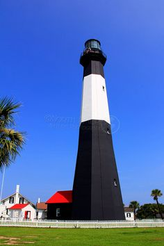 Tybee Island Lighthouse by North America Nature Photography, via Flickr
