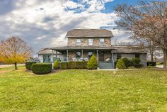 Nancy Bowlus of RE/MAX® Results just listed 8213B Stevens Road Thurmont MD 21788 Country Estate situated on 32 acres, updated 1800's stone home, exposed stone walls, cherry floors, cathedral ceilings, granite and stainless, wrap around porch. A french country style, stone edged Koi ponds with waterfalls and extensive landscaping. New horse stable, outdoor riding arena, 4 board fencing, run in shed and machine shed. Bring your horses and move right in.