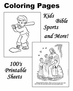 Children s Bible Lessons Lesson Paul And Silas In