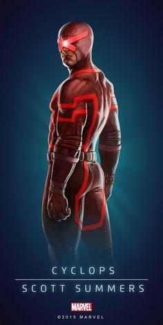 Cyclops: Scott Summers