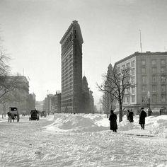 New York City, 1903